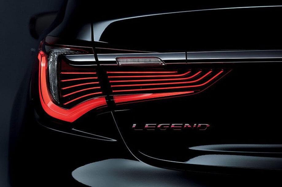 De nieuwe Honda Legend kan op niveau 3 autonoom rijden
