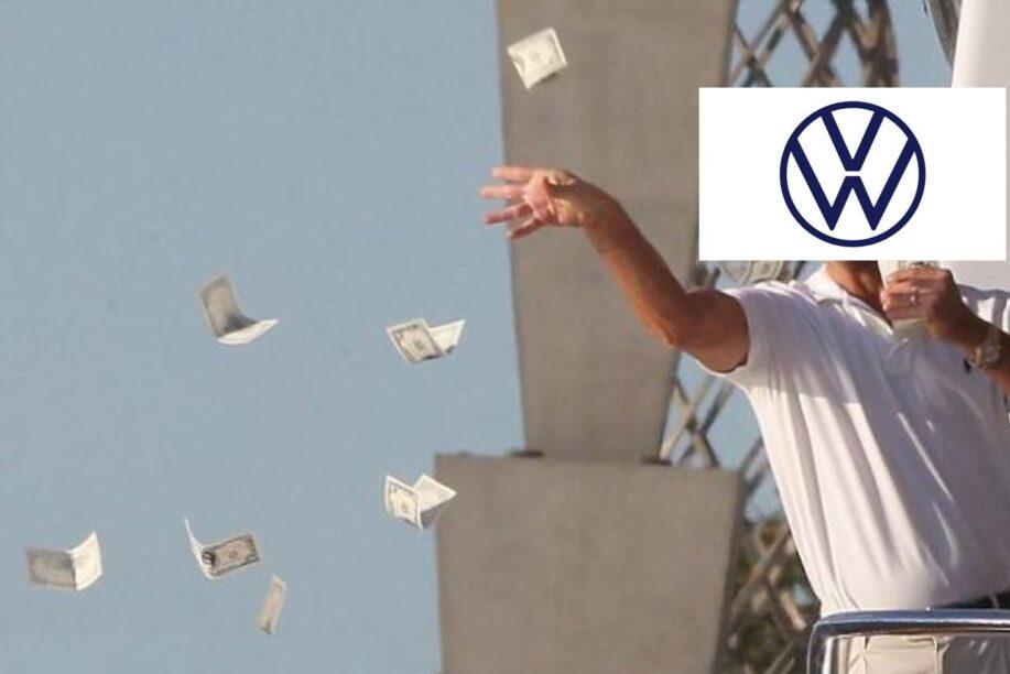 Ondanks crisis toch een leuke bonus voor Volkswagen arbeiders