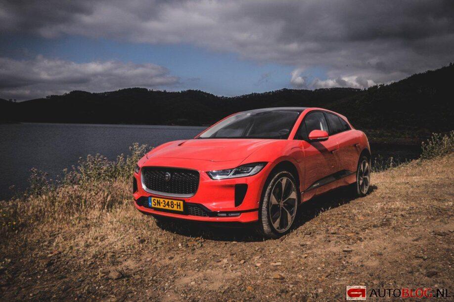 Rode Jaguar I-Pace
