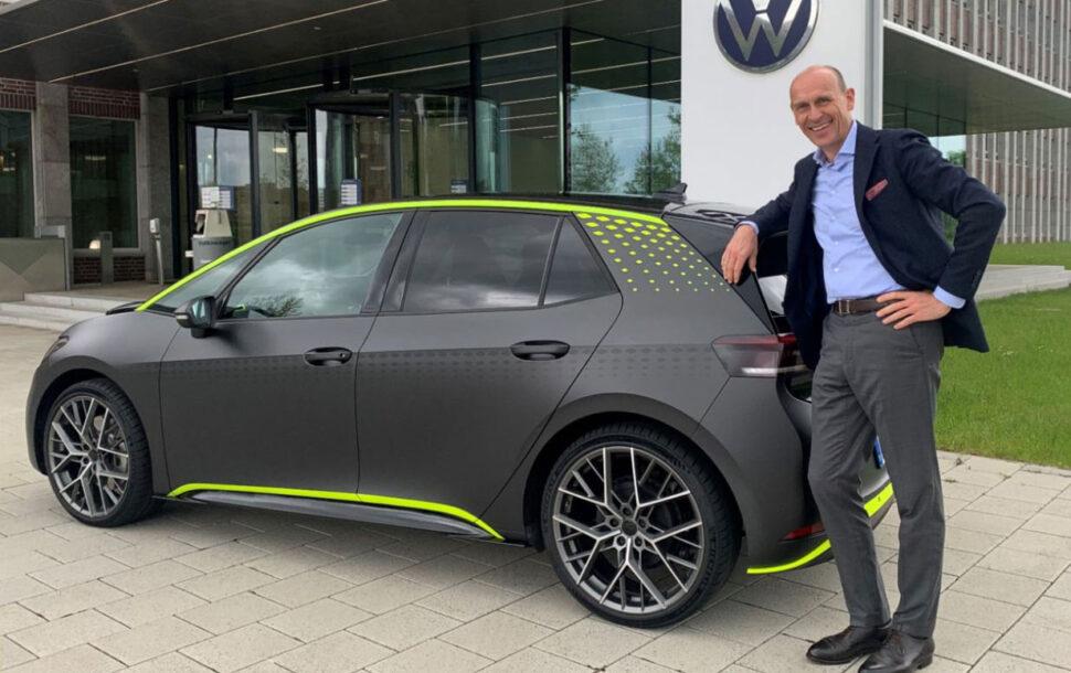Volkswagen ID X Concept