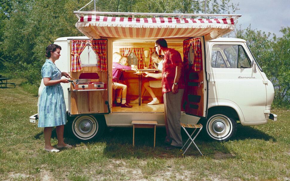 Campers en caravans