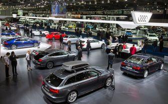 Brussels Motor Show 2017