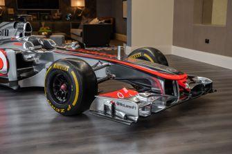 McLaren, Lewis Hamilton, Formule 1